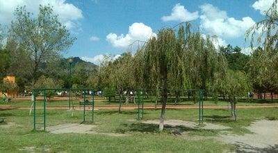 Photo of Playground Parque Gral. Vicente Guerrero (Area de Juegos) at Vicente Guerrero, Toluca, Mexico