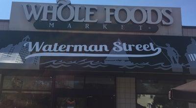 Photo of Supermarket Whole Foods Market at 261 Waterman St, Providence, RI 02906, United States