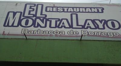 Photo of Mexican Restaurant El Montalayo at Av La Marina, Mazatlan, Mexico