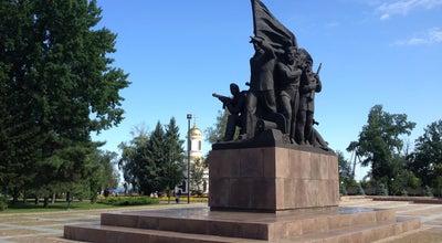 Photo of Monument / Landmark Мемориал Героям Ольшанцам at Ул. Адмиральская, Николаев 54000, Ukraine
