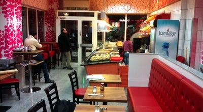 Photo of Falafel Restaurant Erol Bäckerei & Imbiss at Lange Laube 14, Hannover 30159, Germany