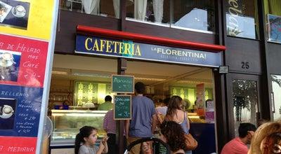 Photo of Ice Cream Shop La Florentina at Passeig De La Ribera, Sitges, Spain