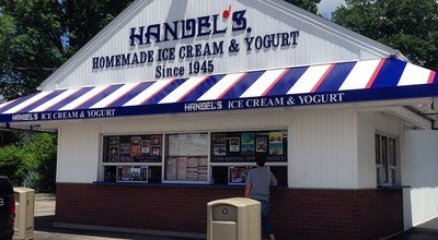 Photo of Ice Cream Shop Handel's Ice Cream at 3931 Handels Ct, Youngstown, OH 44512, United States