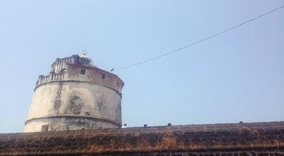 Photo of Lighthouse Aguada Lighthouse at India