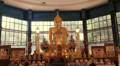 Photo of Buddhist Temple วัดสังฆทาน (Wat Sangkhathan) at 100/1 Bang Phai 15, Mueang Nonthaburi 11000, Thailand
