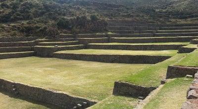 Photo of Historic Site Tipón at Peru