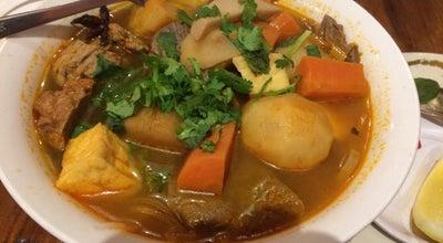Photo of Vietnamese Restaurant Fina's Vegetarian Cafe at 268 Victoria St, Richmond, Vi 3121, Australia