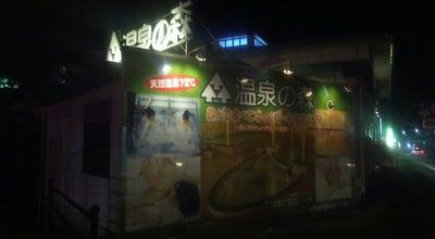 Photo of Spa 温泉の森 at 湯田温泉4-7-17, 山口市 753-0056, Japan