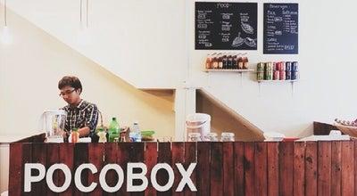 Photo of Cafe Pocobox Cafe at Klang Selangor 42200, Malaysia