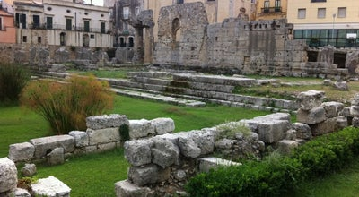 Photo of Historic Site Tempio di Apollo at Piazza Pancali, Siracusa 96100, Italy