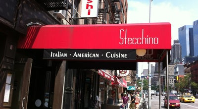 Photo of Italian Restaurant Stecchino at 765 9th Ave, New York, NY 10019, United States