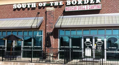 Photo of Mexican Restaurant South Of The Border at 8205 E Regal Ct, Tulsa, OK 74133, United States