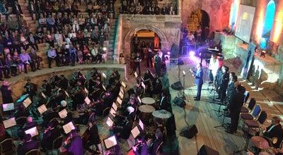 Photo of Concert Hall odeon theater at Jordan