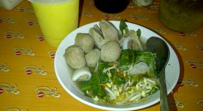 Photo of Asian Restaurant Bakso Broto at Jl. Rh Didi Sukardi, Sukabumi, Indonesia