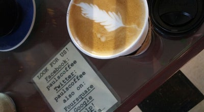 Photo of Coffee Shop Paul's Coffee and Tea at 956 W Cherry St, Louisville, CO 80027, United States