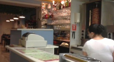 Photo of Burger Joint Pitta Shoarma En Grillroom at Grote Markt, Izegem 8870, Belgium