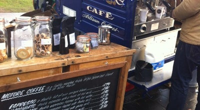 Photo of Coffee Shop Motore Cafe at United Kingdom