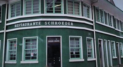 Photo of Brazilian Restaurant Restaurante Schroeder at R. Luiz Abry, 45, Pomerode 89107-000, Brazil