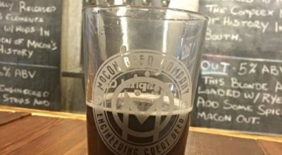Photo of Brewery Macon Beer Company at 345 Oglethorpe St, Macon, GA 31201, United States