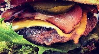 Photo of Burger Joint Ellis Gourmet Burger at Sint-aldegondiskaai 52-54, Antwerpen 2000, Belgium