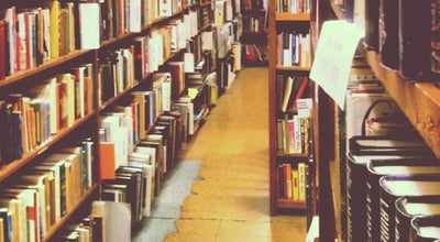 Photo of Bookstore Curious Book Shop at 307 E Grand River Ave, East Lansing, MI 48823, United States