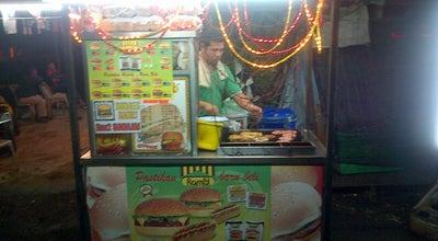 Photo of Burger Joint Burger Sahabat at Jalan Muar (sebelah Tejadi Minimarket), Johor 85000, Malaysia