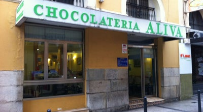 Photo of Dessert Shop Chocolatería Aliva at C. Daoiz Y Velarde, 7, Santander, Spain