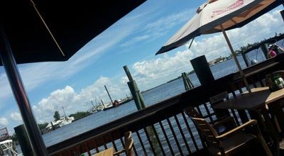 Photo of Seafood Restaurant Doc Ford's Rum Bar & Grille at 708 Fishermans Wharf, Fort Myers Beach, FL 33931, United States