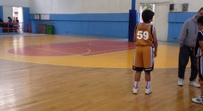 Photo of Basketball Court Gimnasio Tulyehualco at Mexico
