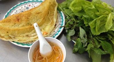 Photo of Vietnamese Restaurant Bánh Xèo 46 Đinh Công Tráng at 46a Dinh Cong Trang St., Dist. 1, Tp Hồ Chí Minh, Vietnam