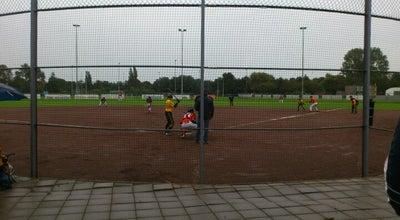 Photo of Baseball Field Onze Gezellen Honk- en softbal at Van Der Aartweg 16, Haarlem 2026 ZL, Netherlands
