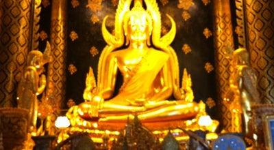 Photo of Buddhist Temple วัดพระศรีรัตนมหาธาตุฯ (วัดใหญ่) Wat Phra Sri Rattana Mahathat (Wat Yai) at 92/3 Phutthabucha Rd, Mueang Phitsanulok 65000, Thailand
