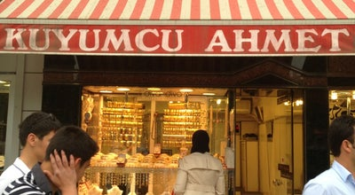 Photo of Jewelry Store Kuyumcu Ahmet at Atatürk Caddesi Halkbankası Yanı No:1, Malatya, Turkey