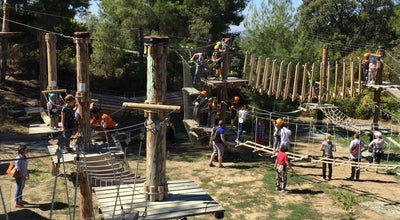 Photo of General Entertainment platres adventure park at Cyprus
