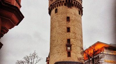 Photo of Restaurant Eschenheimer - Tower Bar Restaurant at Eschenheimer Turm, Frankfurt am Main 60318, Germany