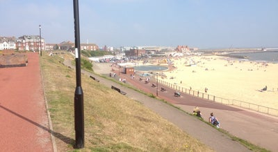 Photo of Beach Gorleston Cliffs at Gorleston Cliffs, United Kingdom