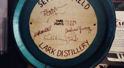 Photo of Distillery The Lark Distillery at 14 Davey Str, Hobart, TA 7000, Australia