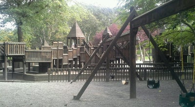 Photo of Park Bear Creek Park at 1520 Siskiyou Blvd., Medford, OR 97504, United States