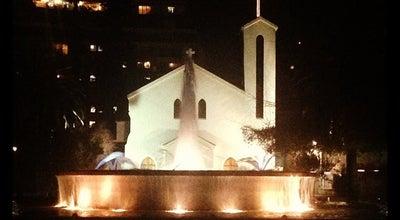 Photo of Temple Parroquia Nuestra Señora de los Ángeles at Av. El Golf 155, Las Condes, Chile