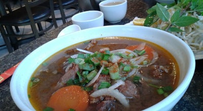Photo of Vietnamese Restaurant Phở Nguyễn Hoàng at 510 Wyandotte St. W, Windsor, On N9A 5X4, Canada