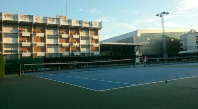 Photo of Tennis Court Tennis Court | สนามเทนนิส at Egat 53 Moo 2, Bang Kruai 11130, Thailand
