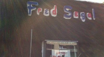 Photo of Tourist Attraction Fred Segal at 8100 Melrose Ave, Los Angeles, CA 90046, United States
