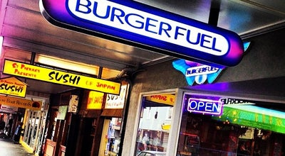 Photo of Restaurant BurgerFuel at 191 Cuba Street, Wellington 6011, New Zealand