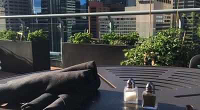 Photo of Roof Deck Sheraton Club Lounge at 255 Barclay Parade Sw, Calgary, AB T2P 5C2, Canada