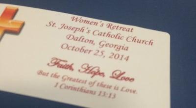 Photo of Church St. Joseph's Catholic Church at 968 Haig Mill Lake Rd, Dalton, GA 30720, United States