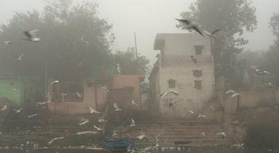Photo of Lake Yamuna at New Delhi, India