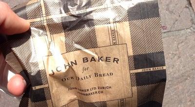 Photo of Bakery John Baker Ltd at Stadelhoferstrasse 28, Zuerich 8001, Switzerland