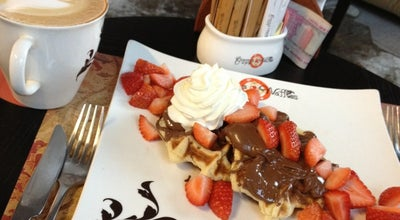 Photo of Dessert Shop Granny's Waffles at The Dubai Mall, Dubai, United Arab Emirates