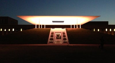 Photo of Art Gallery James Turrell Skyspace at Rice University at Houston, TX, United States