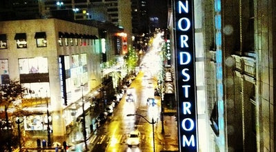Photo of Clothing Store Nordstrom Downtown Seattle at 500 Pine St, Seattle, WA 98101, United States